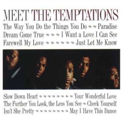 Photo of Temptations - Meet the Temptations