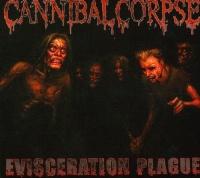 cannibal corpse evisceration plague cd