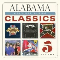 alabama original album classics cd