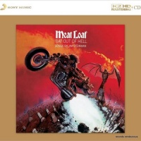 meat loaf bat out of hell k2hd mastering cd
