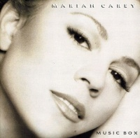 mariah carey music box cd