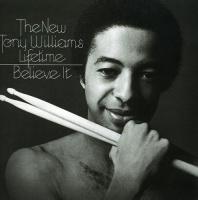 tony williams believe it cd