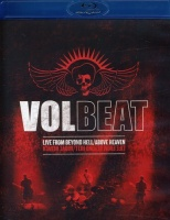 volbeat live from beyond hell above heaven region a blu ray