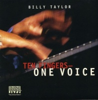 billy taylor ten fingers one voice cd