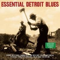 various artists essential detroit blues vinyl