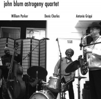 Jon Blum Parker William Charles Denis Jon Blum Astrogeny Quartet