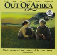 Out of Africa Original Soundtrack