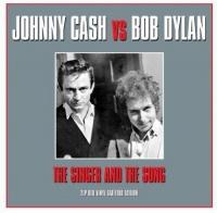 johnny cash and bob dylan the singer song vinyl