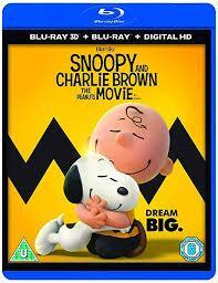 Photo of Snoopy and Charlie Brown - The Peanuts Movie