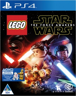 Photo of Warner Bros Interactive LEGO Star Wars: The Force Awakens