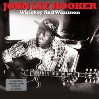 john lee hooker whiskey and wimmen vinyl