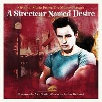 alex north a streetcar named desire ost vinyl