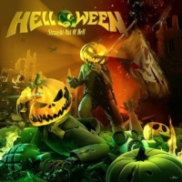 helloween straight out of hell cd