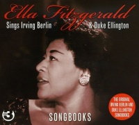 not now uk ella fitzgerald sings the irving berlin and duke