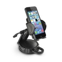macally adjustable car dashboard mount phone holder for