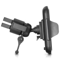 macally fully adjustable car vent mount for iphone ipod
