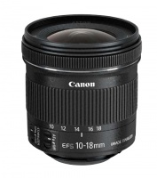canon ef s 10 18mm f 45 56 is stm wide angle lens