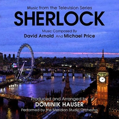 Photo of Dominik Hauser - Sherlock: Music From the Television Series - O.S.T