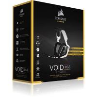 corsair void wireless dolby 71 gaming headset whiteblack