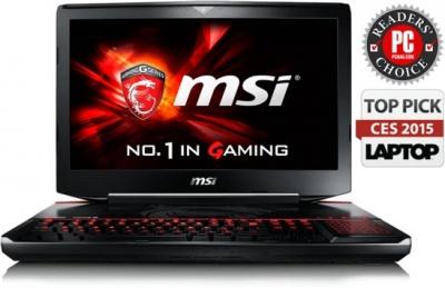 Photo of MSI Titan i76820HK laptop