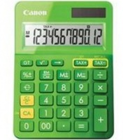 canon ls 100t gr green 10 digit mini desktop calculator