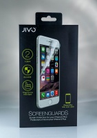 jivo screen guards for iphone 6 plus 2 pack