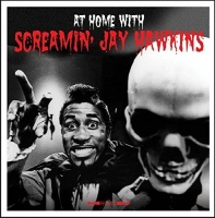 screamin jay hawkins at home with vinyl
