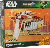 Revell 174 Star Wars Republic Gunship EasyKit