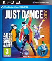Just Dance 2017 PS3 Game