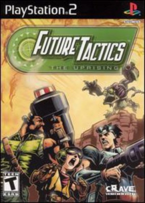 Photo of Future Tactics: the Uprising PS2 Game