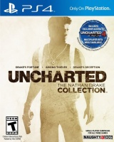 uncharted the nathan drake collection us import ps4