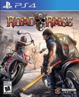 road rage us import ps4