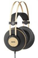 akg k92 closed black studio headphone