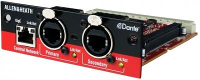 Photo of Allen Heath Allen & Heath DANTE Audio Network Module