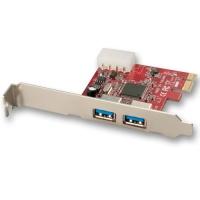 Lindy 2 Port Lite USB 30 piecesI Express Card