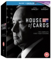 House of Cards Seasons 1 4