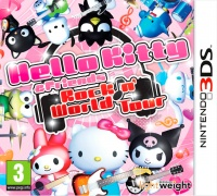 hello kitty and friends rock n world tour 3ds