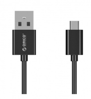 orico micro usb charge and sync cable black 5 pack