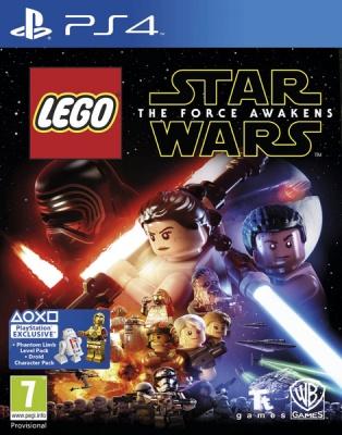 Photo of Warner Bros Interactive LEGO Star Wars: The Force Awakens