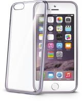 celly laser cover for iphone 6s dark silver