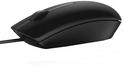 Photo of Dell MS116 USB Optical Mouse - Black