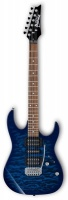 Ibanez GRX70QA TBB Gio GRX Series Electric Guitar