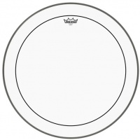 REMO PS 1324 00 24 Pinstripe Clear Bass Drum Batter Drum Head