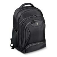 port designs manhattan backpack 13 14 inch black backpack