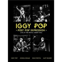 Iggy Pop Post Pop Depression Live at the Royal Albert Hall