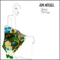 joni mitchell ladies of the canyon cd