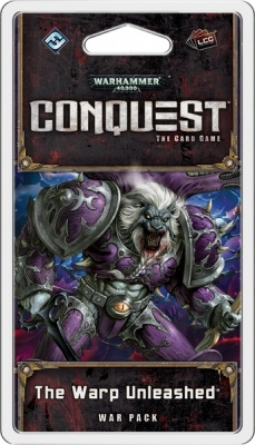 Photo of Fantasy Flight Games Warhammer 40 000: Conquest - The Warp Unleashed War Pack