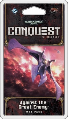 Photo of Fantasy Flight Games Warhammer 40 000: Conquest - Against the Great Enemy War Pack
