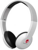 skullcandy uproar headphones with tap tech whitegreyred