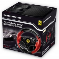 thrustmaster ferrari racing wheel red legend pcps3